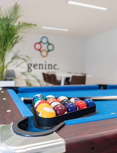 Geninc Pool Antwerp