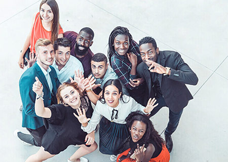 groupe d'entrepreneurs