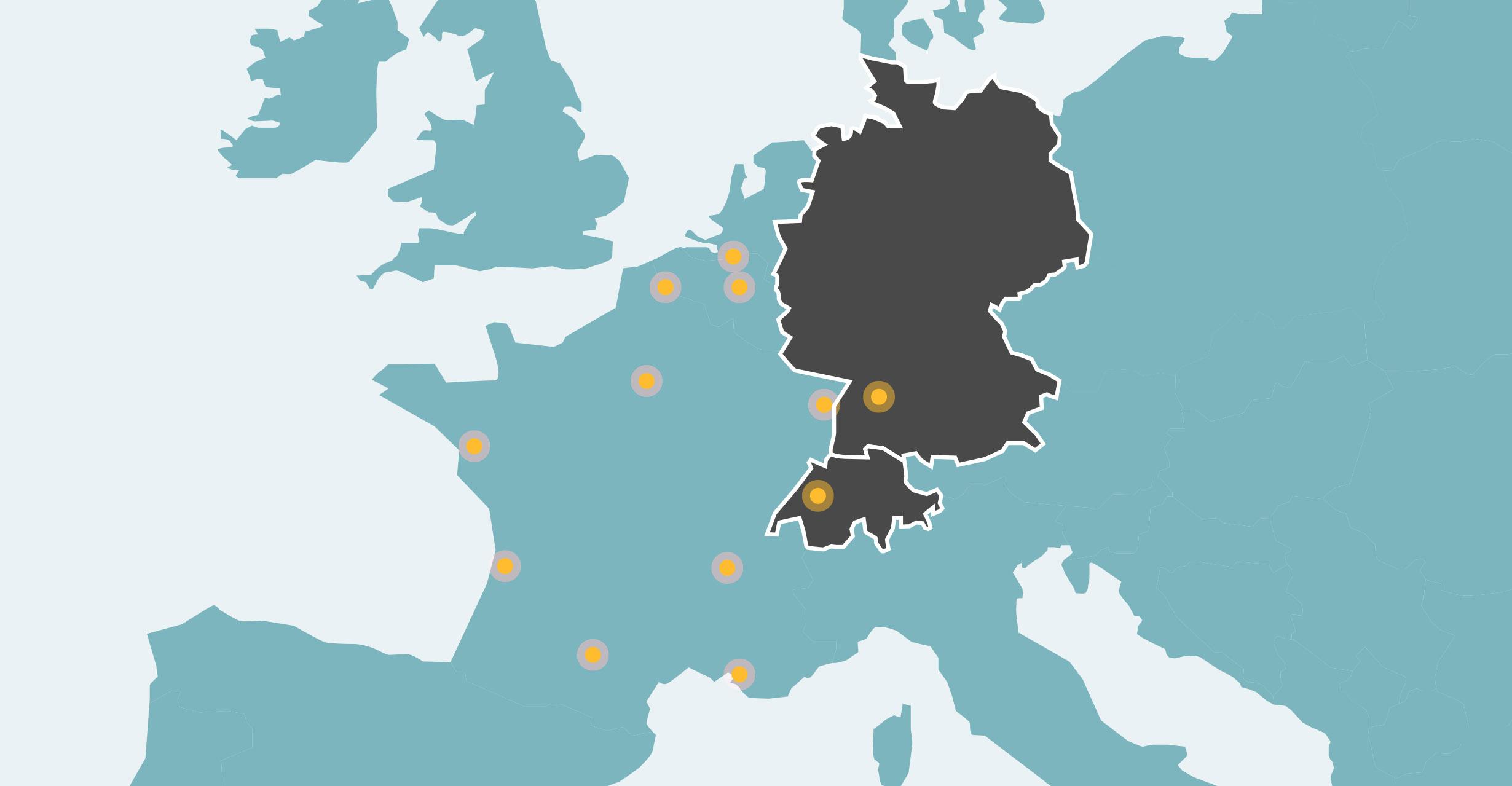Geninc Expansion Allemagne Suisse